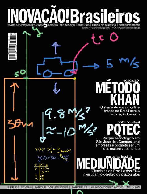 Capa Revista Brasileiros